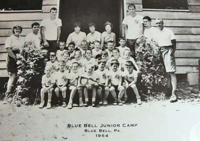 1964 Blue Bell Camp